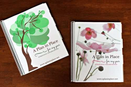 homeschool planner teacher edition