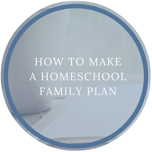 homeschool family plan