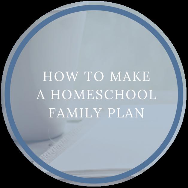 homeschool family plan